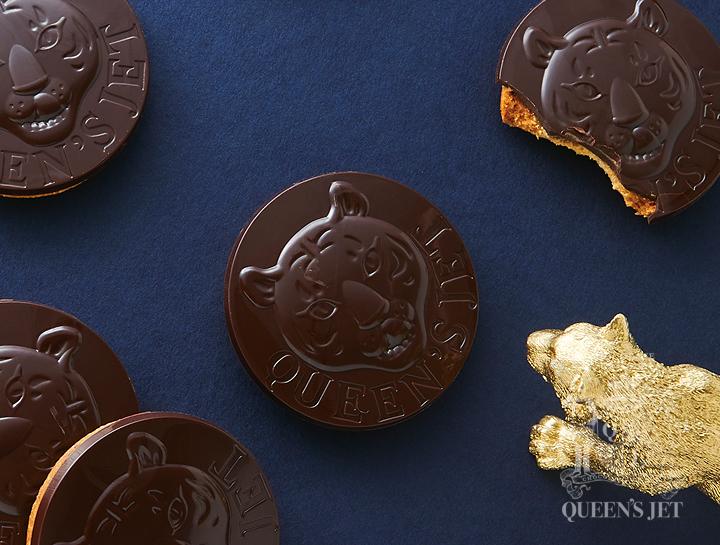 Queen's Jet-タイガークッキー
